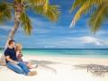 West Bay Beach Portrait