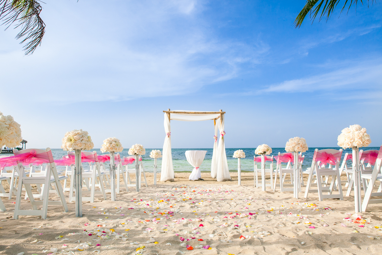 Liza Hendrick Beach Wedding Palmetto Bay