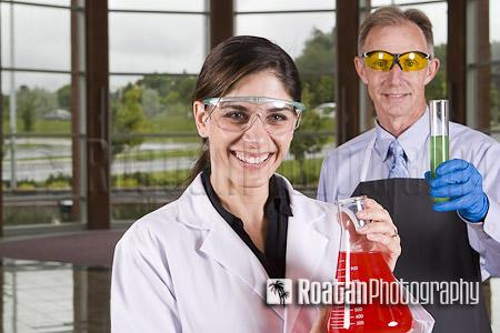Chemist team