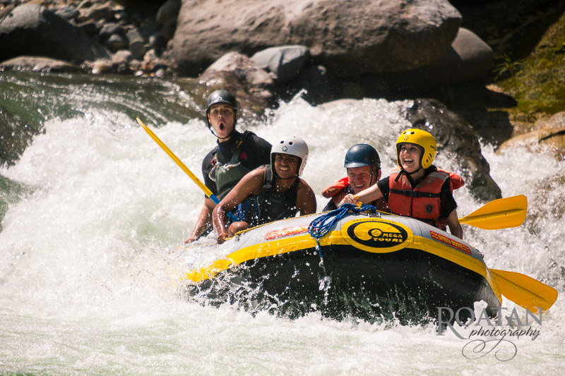 Whitewater Rafting and Kayaking