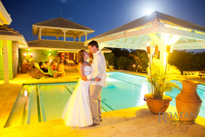 Barefoot Cay Beach Wedding