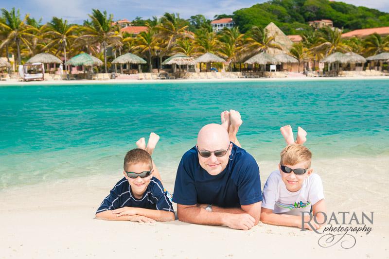 Family Vacation Portraits