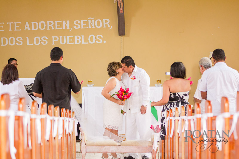 Coxen Hole Wedding